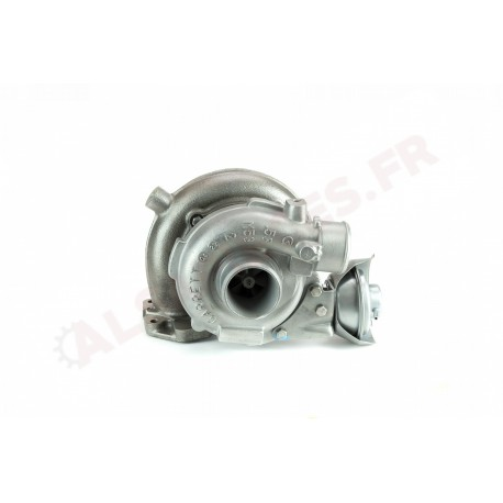 Turbo pour Jeep Liberty CRD 160 CV