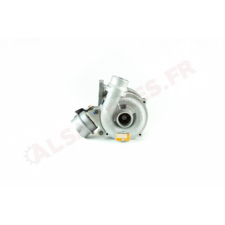 Turbo pour Renault Clio III 1.5 dCi 106 CV