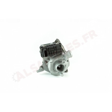 Turbo pour Citroen C6 2.7 HDi FAP 204 CV (723340-0013)