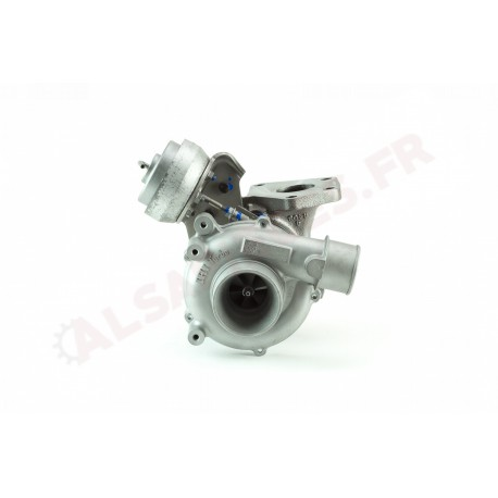Turbo pour Mazda 3 2.0 CD 143 CV