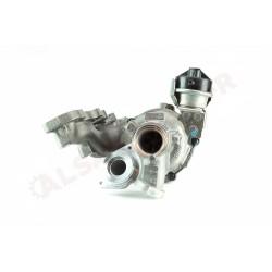 Turbo pour Volkswagen Caddy IV 2.0 TDI 75 / 102 / 122 / 150 CV