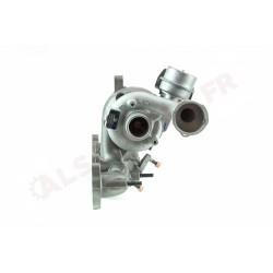 Turbo pour Audi A3 1.9 TDI (8P/PA) 105 CV (751851-5004S)