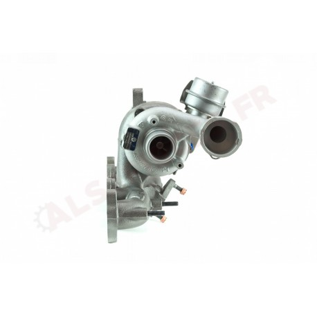 Turbo pour Audi A3 1.9 TDI (8P/PA) 105 CV