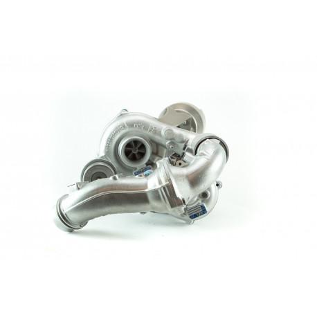 Turbo pour Mercedes Vito 116 CDI (W639) 163 CV