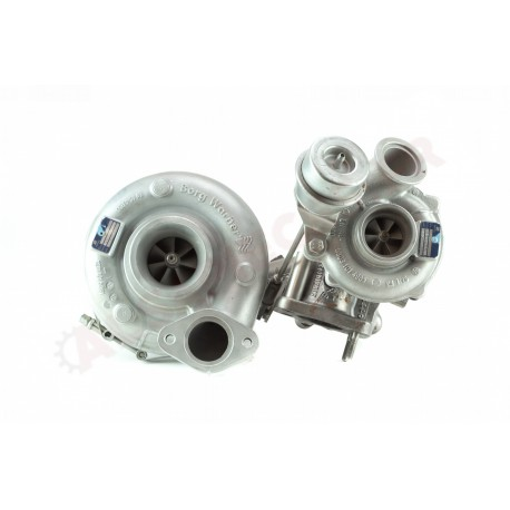 Turbo pour Iveco Daily IV 3.0 170 CV