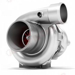 Turbo pour Audi 200 2.2 E 165 CV (5324 988 7001)