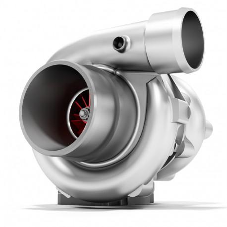 Turbo pour Alpina D3 (E90) 200 CV
