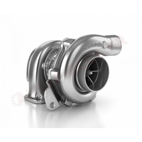 Turbo pour Ssang-Yong Musso 2.9 TD 120 CV (717123-5001S)