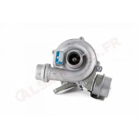 Turbo pour Renault Megane II 1.5 dCi 101 CV