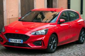 changer turbo ford focus
